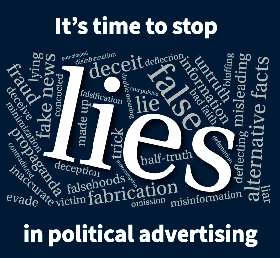 Fair Vote Canada Applauds Trudeau and May's Commitment to Truth in Advertising Legislation