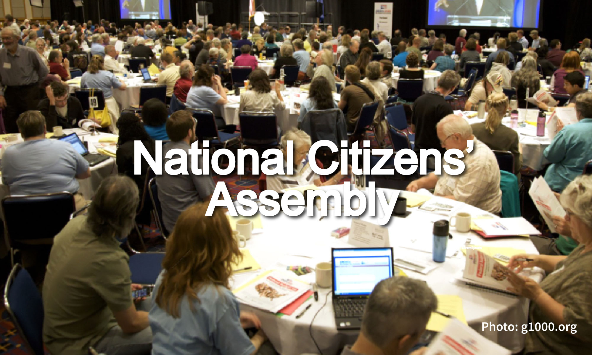 Image result for A National Citizens' Assembly on Electoral Reform