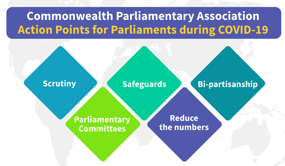 Commonwealth Parliamentary Association Guidelines for Democracy During COVID-19: How does Canada measure up?